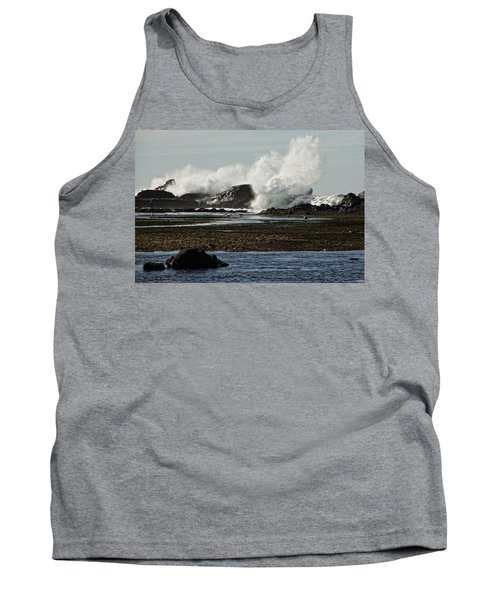 Reaching For The Sky Tank Top by Dave Files