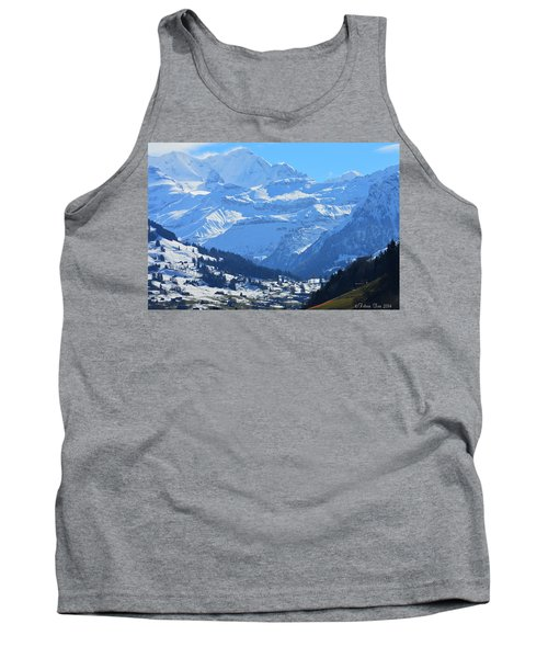Realm Of Hope Tank Top