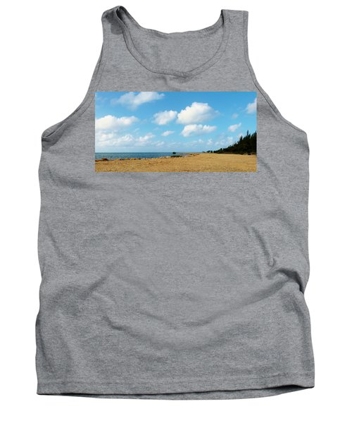 Tank Top featuring the photograph Reclamation 8 by Amar Sheow