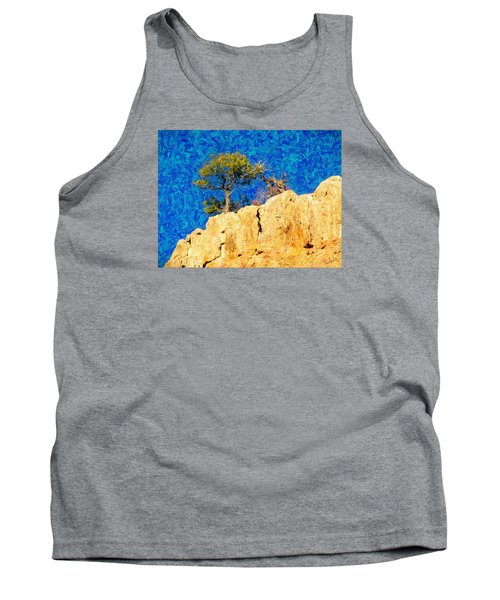 Red Canyon - Dixie National Forest Tank Top