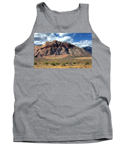 Red Rock Tank Top