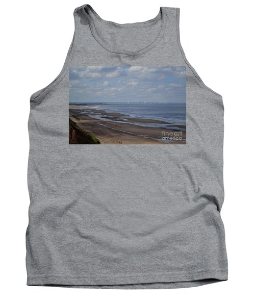 Redcar From A Distance Tank Top