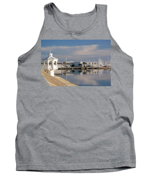 Tank Top featuring the photograph Reflection by Leticia Latocki
