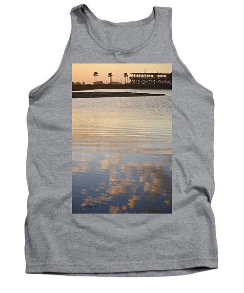 Reflections Of Dusk Tank Top