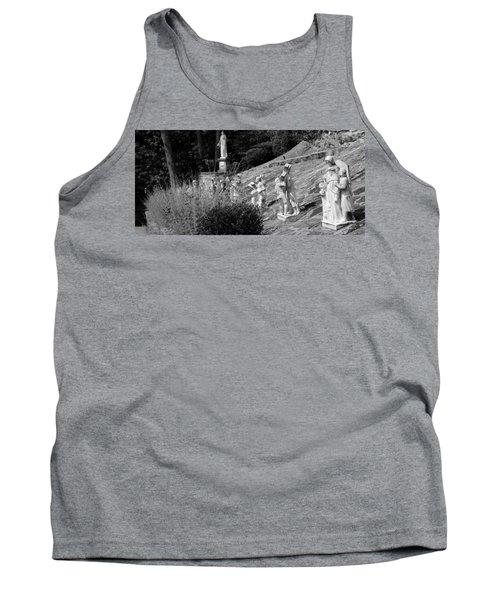 Religious Statues Tank Top