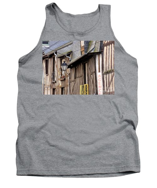 Rennes France Tank Top