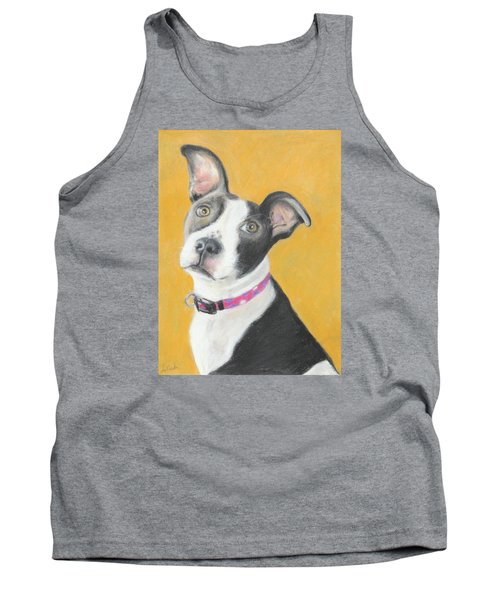 Rescued Pit Bull Tank Top