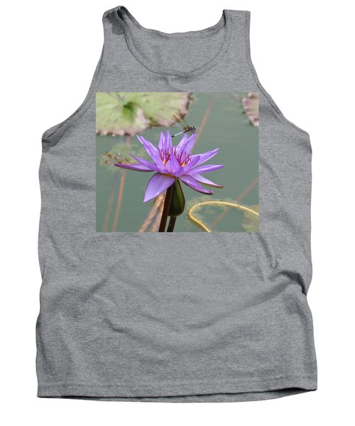 Resting Time Tank Top