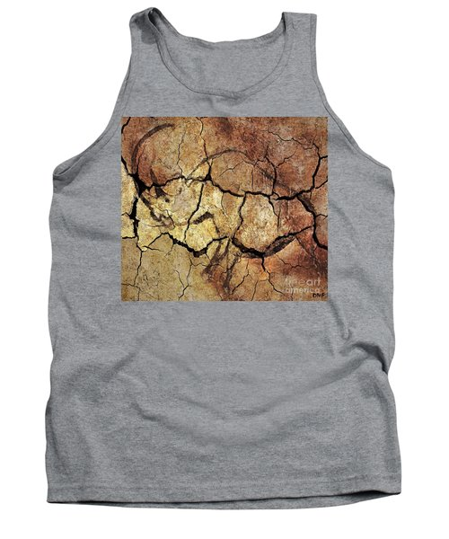 Rhinoceros From Chauve Cave Tank Top