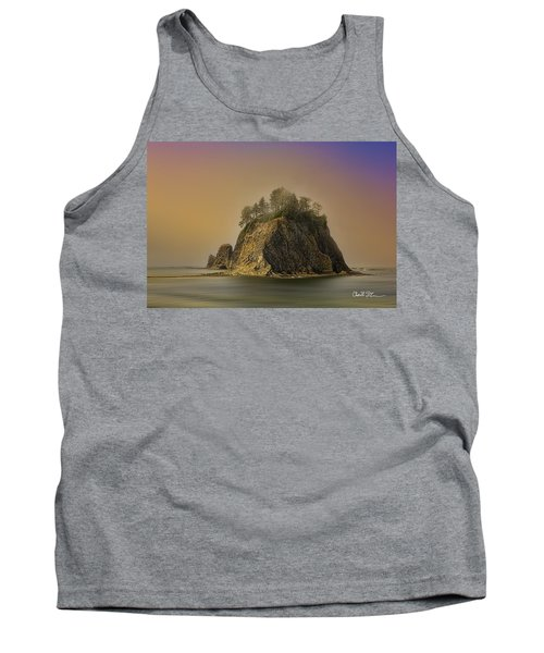 Rialto Beach - Little James Island Tank Top