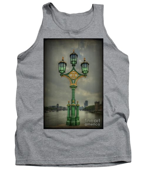 Rise Above City Tank Top