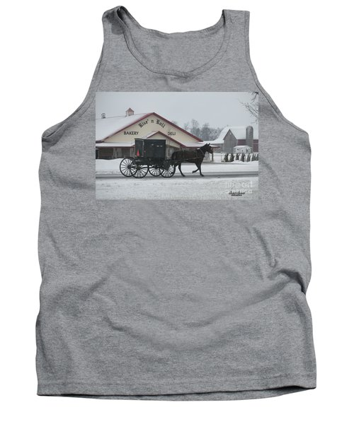 Rise N Roll Buggy Tank Top