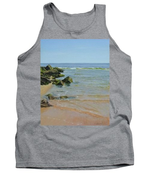 Rocks And Shallows Tank Top