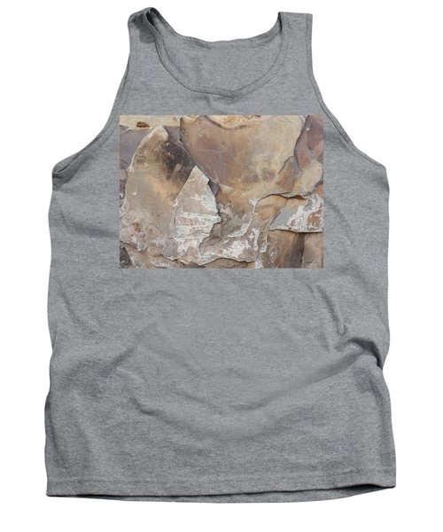 Tank Top featuring the photograph Rocky Edges by Jason Williamson