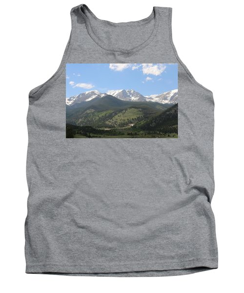 Rocky Mountain National Park - 3  Tank Top
