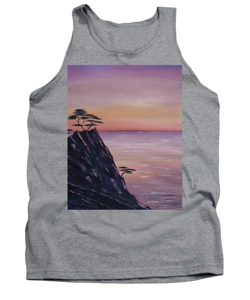 Rocky Sunset Tank Top