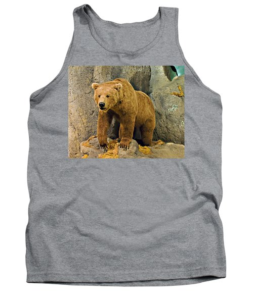 Rolling Hills Wildlife Adventure 1 Tank Top