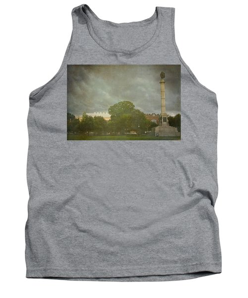 Rolling Over Charleston Tank Top
