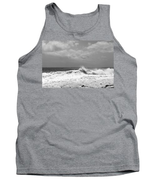 Rolling Surf  Tank Top