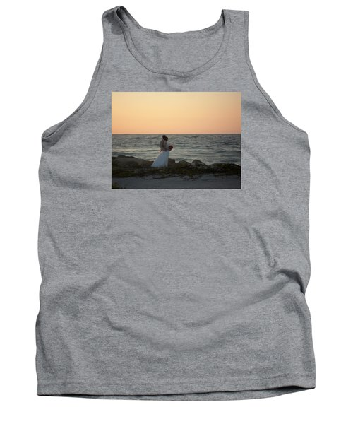 Romance In Captiva Tank Top