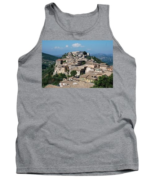 Rooftops Of The Italian City Tank Top