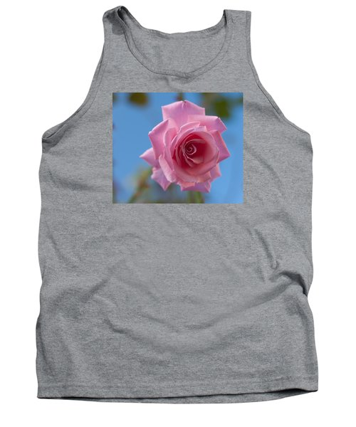 Roses In The Sky Tank Top by Miguel Winterpacht