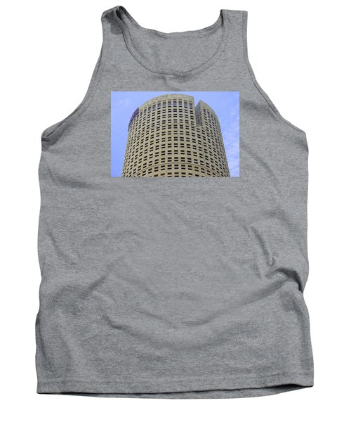 Round Architecture Tank Top