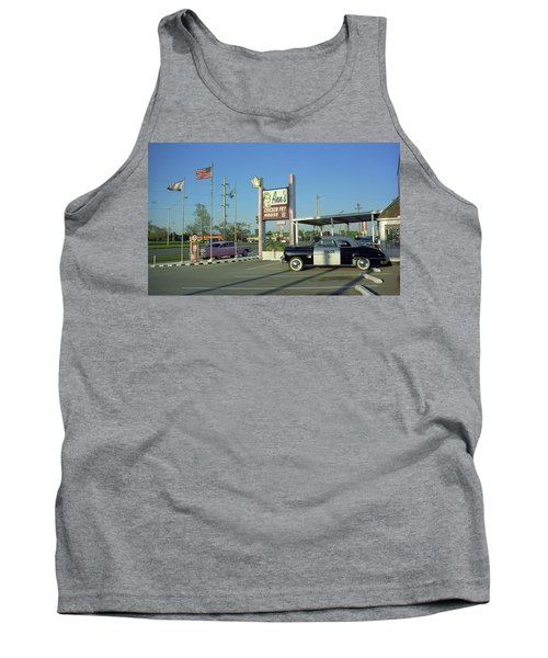 Route 66 - Anns Chicken Fry House Tank Top