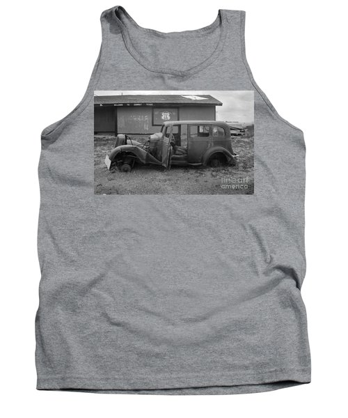 Route 66 Travels Tank Top