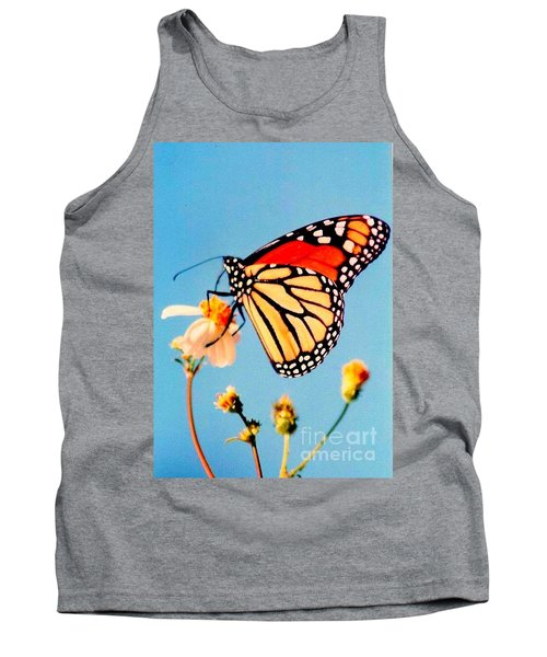 Tank Top featuring the photograph Mississippi Royal Monarch  by Michael Hoard