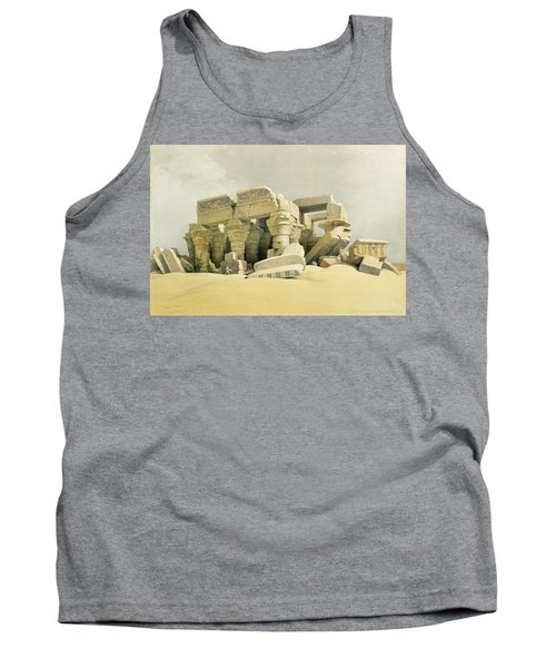 Ruins Of The Temple Of Kom Ombo Tank Top
