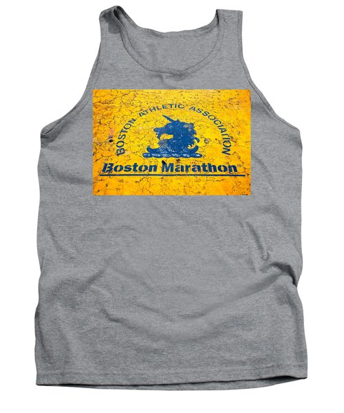 Runners Tank Top by Charlie Brock