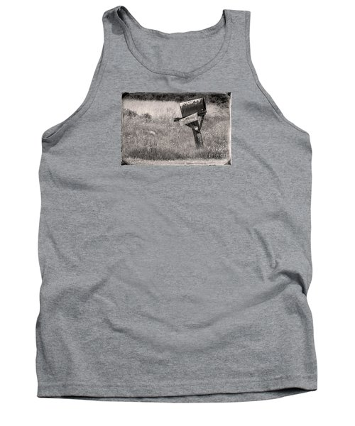 Rural Route Mail Call  Tank Top