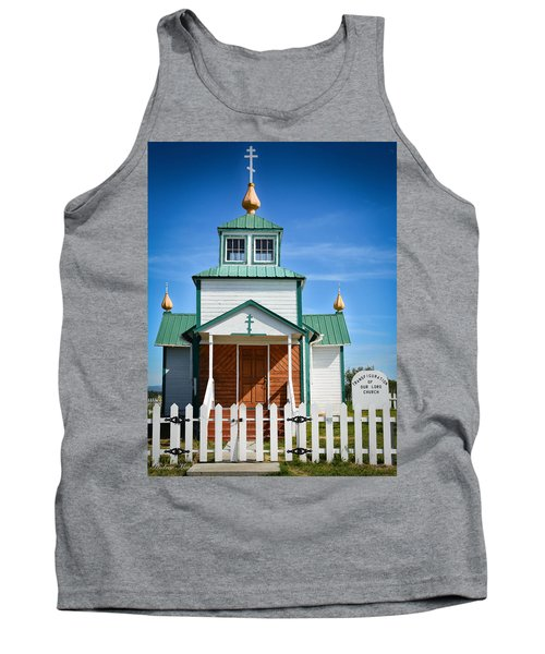 Russian Orthodox Church Tank Top