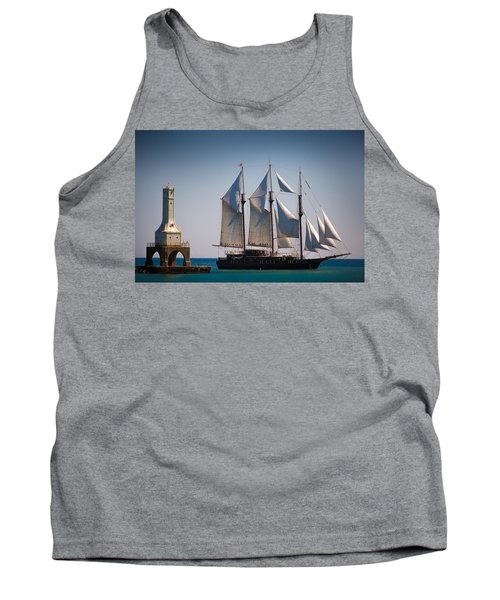 s/v Peacemaker Tank Top