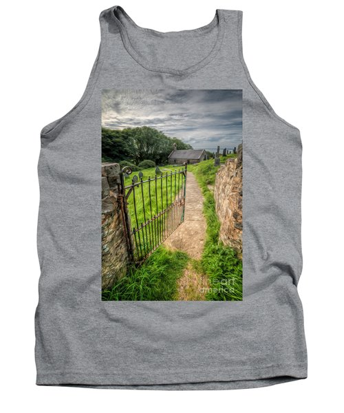 Sacred Path Tank Top