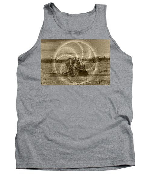 Sacred Rabbit Tank Top by Deprise Brescia