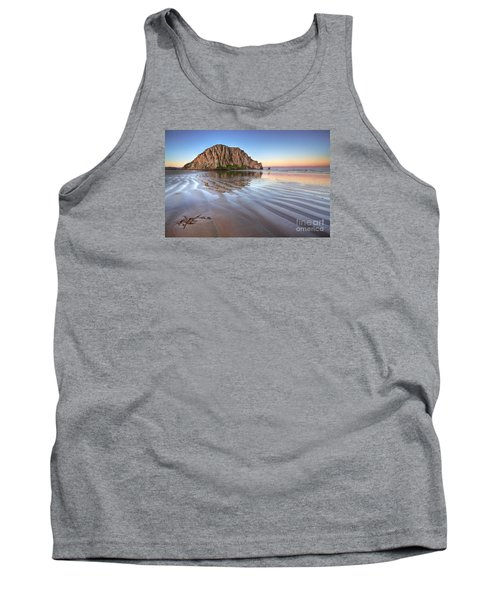 Sacred Space Tank Top by Alice Cahill
