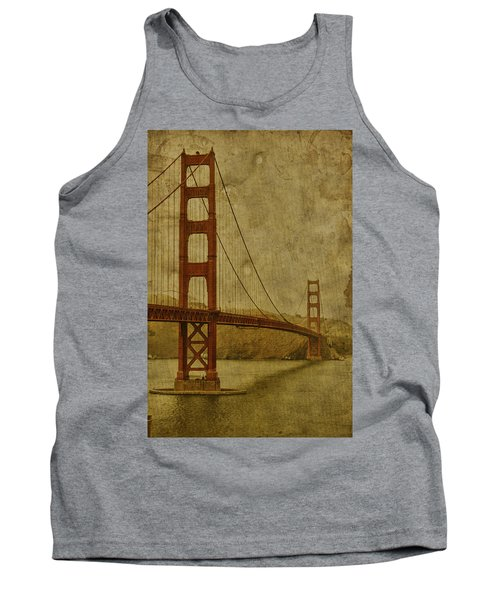 Safe Passage Tank Top by Andrew Paranavitana