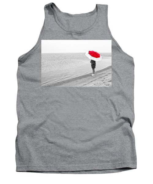 Safe Under The Umbrella Tank Top