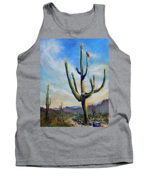 Saguaro Cacti Tank Top