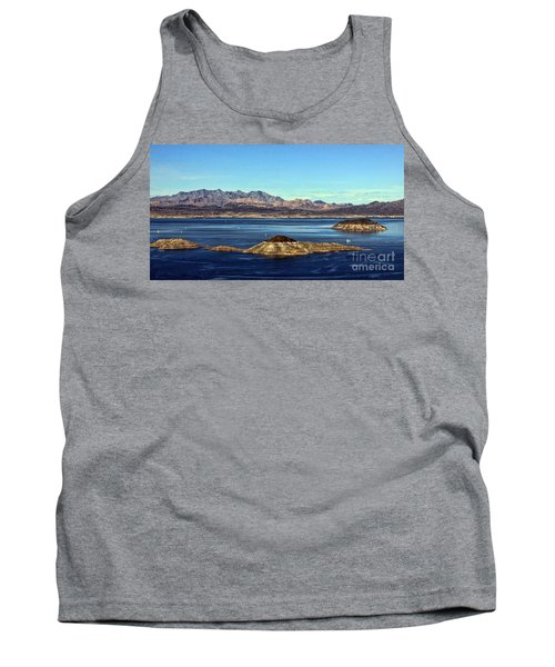 Sail Away Tank Top by Tammy Espino