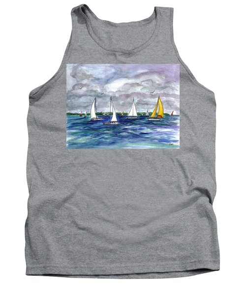 Sailing Day Tank Top