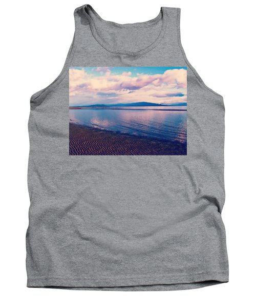 Tank Top featuring the photograph Sailor's Delight by Marilyn Wilson