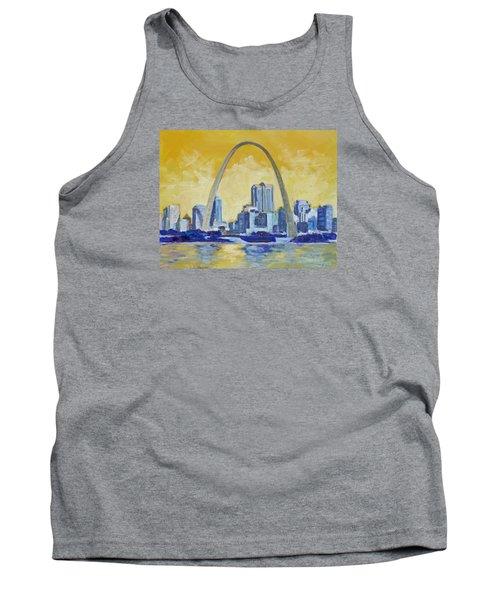 Saint Louis Skyline 1 Tank Top