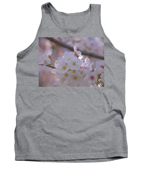 Tank Top featuring the photograph Sakura by Rachel Mirror