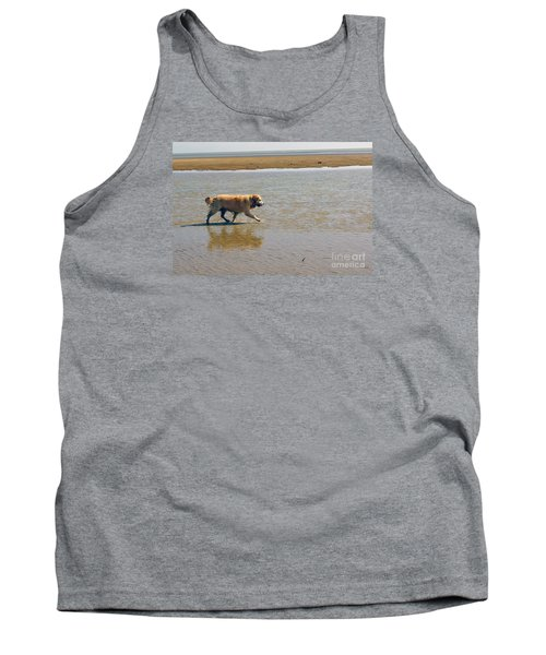 Tank Top featuring the photograph Sally Iv by Cassandra Buckley