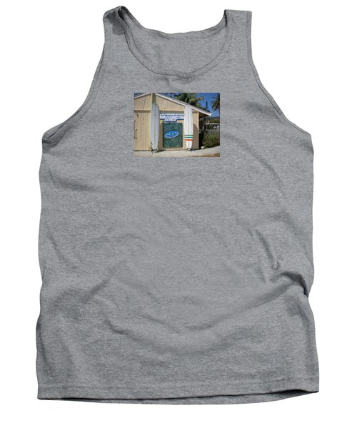 San Clemente Surfboards Tank Top