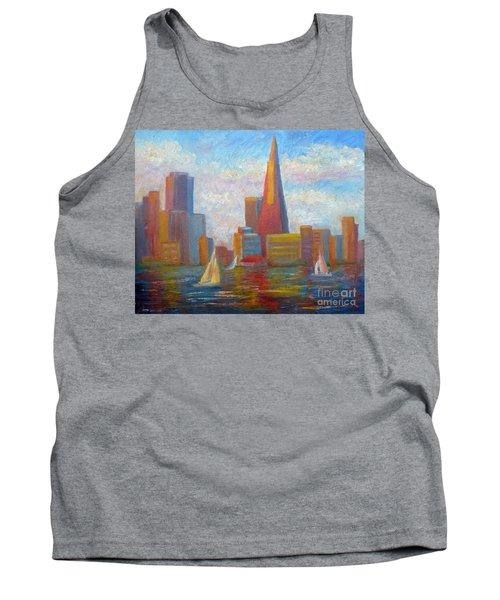 San Francisco Reflections Tank Top