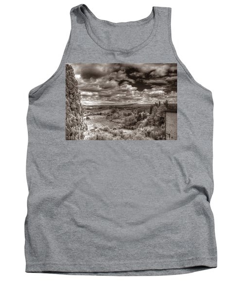 San Gimignano View Tank Top